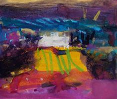Painting Inspiration, Color Inspiration, Barbara Rae, Glasgow School Of Art, Royal Academy Of Arts, Royal College Of Art, Fashion Painting, Creative Inspiration, Landscape Paintings