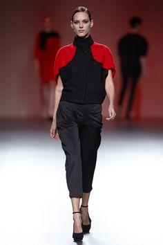 AA AMAYA ARZUAGA *   Mercedes-Benz Fashion Week Madrid F/W 13-14
