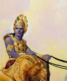 Krishna. Mahabharata