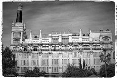 Hotel ME Madrid Reina Victoria - Foto: FC González
