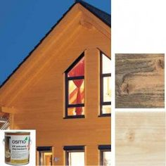 UV ochranný olej EXTRA 420, bezbarvý nátěr s UV ochranou - na fasády, zahradní domky, ploty