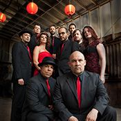 Alta California is Oakland's hot new Afro-Cuban & Latin band that will rock our Sunday, 8/3/14 Funk and Latin Dance Party-themed day.