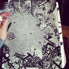 fractal doodle