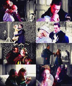 Henry and Lady Elizabeth Lady Elizabeth, Princess Elizabeth, Tudor History, British History, Henri Viii, Stuart Dynasty, Isabel Tudor, The Tudors Tv Show, My Love Poems