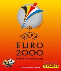 Panini Euro 2000 Album Cover