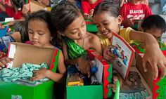 bucket list Bucket List - The opportunity to pass out Operation Christmas Child boxes to needy children in third world countries.