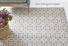 Rugs for every space in your home!