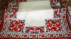 Two women breathe life into ancient Bulgarian embroidery - Folklore