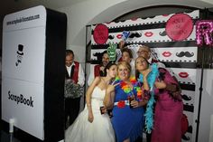 Diviértete con Scrapbook!! #fotomaton #photocall #fotocool #bodas #album #albums #animacion #fotos