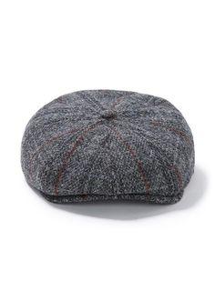 LETHMIK Classic Newsboy Flat Hat Genuine Leather Cabbie Hat Ivy Cap Driving   d04035c58c64
