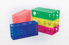 Rack 4 faces retangular BioClassi