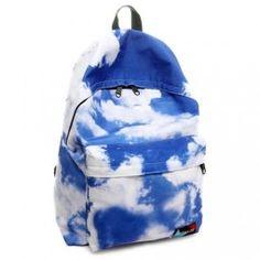 Cheap Fresh Blue Sky And Clouds College Backpacks For Big Sale!Fresh Blue Sky And Clouds College Backpacks Cute Backpacks, Girl Backpacks, School Backpacks, Colorful Furniture, Cheap Furniture, Bar Furniture, Modular Furniture, Furniture Showroom, Street Furniture