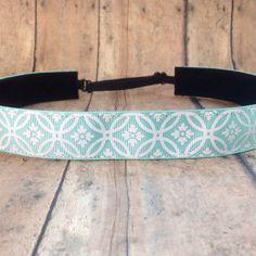New. Sale. Adjustable Non Slip Headband. Workout by ARoseSoSweet