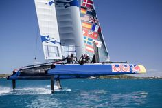 The Red Bull Youth America's Cup