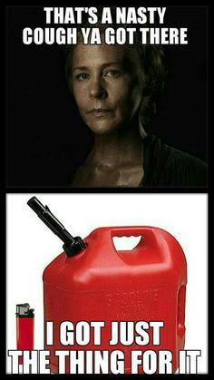 Carol, Carol, Carol. . .IM so MAD at RICK he IS a BAD person........