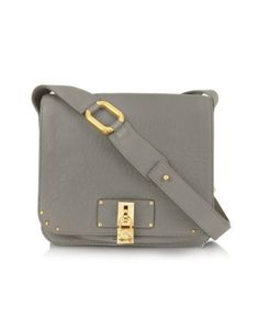 Marc Jacobs The Delancey Ace - Hammered Leather Shoulder Bag