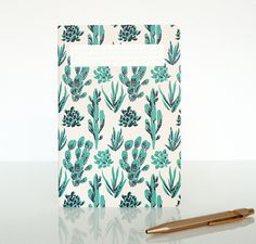 Season Paper Collection / Carnet Cactées / www.seasonpapercollection.com