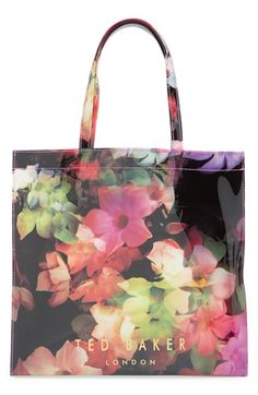 Ted Baker London 'Large Floral Icon' Tote | Nordstrom