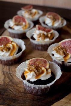 Cupcakes für den Herbst. Herzhaft und Süß perfekt kombiniert.