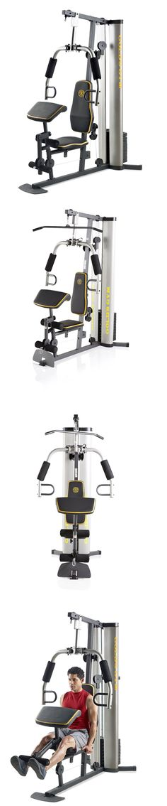 Home Gyms 158923: Gold S Gym Xrs 55 Home Gym System. Ggsy29013 New With Warranty -> BUY IT NOW ONLY: $329 on eBay!