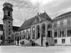 Universidade de Coimbra - Via Latina Latina, Portugal, San Francisco Ferry, Notre Dame, Louvre, Images, Building, Travel, Nostalgia