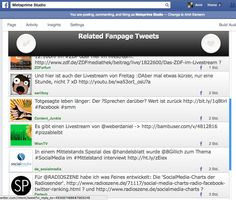 TWitter FBTab app : Related Tweets TAB   Conzept: add Realtime Twitter Tab with related Tweets for the Fanpage by hashtags + Show 5 Tweets from linked account. Find multiplayer for Fanpage topic . 2nd Find content for your Fanpage without leaving FB  Simple configuration by Facebook Page Settings #hash @account Respond from the Twitter Page Tab Share Tweet inside Facebook -Add the link to your fanpage in your twitter account or Tab conzept work Interactive Web Design, Audi, Change, Hashtags, Content, Inspiration, Facebook, Twitter, Simple
