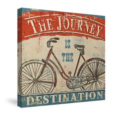 Beautiful Ride II Canvas Wall Art – Laural Home