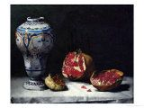 Realism. Mid-19th century. Still Life with a Pomegranate