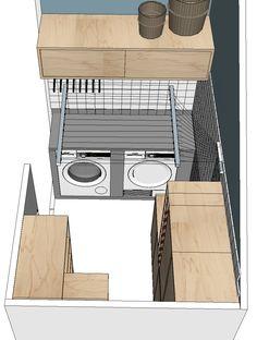 Eigen Huis & Tuin Bijkeuken Veghel Mudroom, Bungalow, Pantry, Garage, Loft, Space, Furniture, Home Decor, Rooms