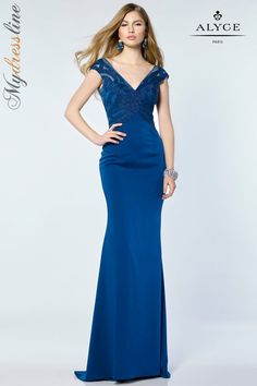ee4fb414d14 The Hottest Dress Designer hands down! Alyce Paris. Check out their dresses  at alyceparis