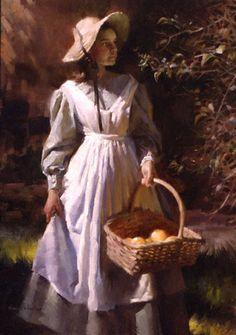 Morgan Weistling~ Basket Of Sun