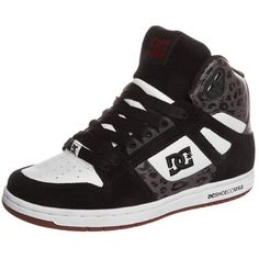 I LOVE DC shoes!! I REALLY want to get a pair of cool shoes like these