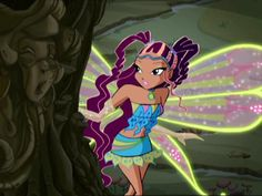 Aisha: What have they done to Miss Faragonda?! ~ Winx Club 3rd Series: Enchantix Saga, Valtor arc.