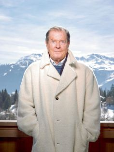 Image result for sir roger moore 2017
