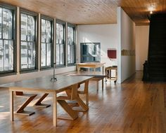 Donald Judd's Home and Studio, 101 Spring Street