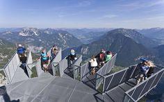 Five Fingers viewpoint, Austria