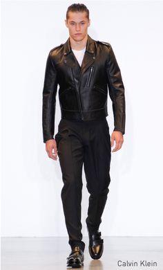 Tip de Moda Inexmoda: chaqueta motociclista