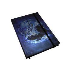 "5 1//2"" x 8"" Celtic Raven journal                                                                                        H558-BBBU160"
