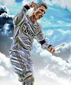 """Yo aqui, I'm staying. Madrid's my home now!"" Cristiano Ronaldo"