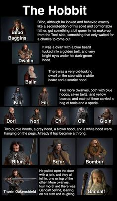 """""""The Hobbit. What happened to the blue and yellow beards, guys?!"""" (I will always miss the Blue Hoodie of Thorin Oakenshield...the one with the silver tassles...sigh)"""