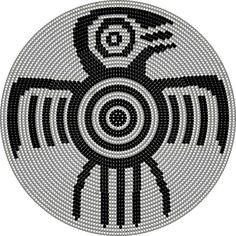 Aztec bird: