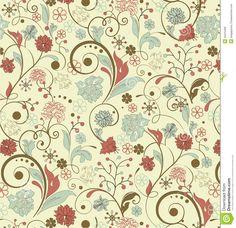Vintage Background Patterns | Vintage Flower Background Patterns Vintage flower backgrounds