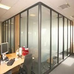Aluminium Door Partitions
