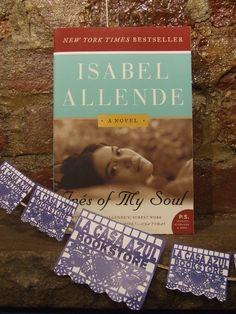 Ines of My Soul by Isabel Allende   @LaCasaAzulBooks loves #LatinoLit
