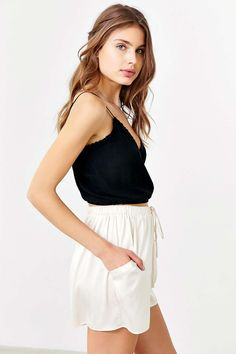 Kimchi Blue Surplice Cami - Urban Outfitters