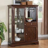 Found it at Wayfair - Norden Curio Cabinet