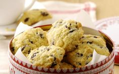 Cookies s kúskami čokolády » Pečenie je radosť! - Hera