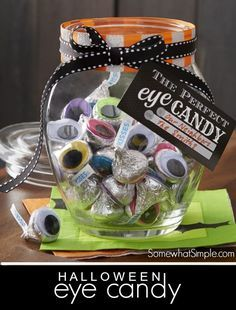 Halloween Eye Candy Party