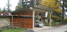 adding on to ranch style home with hip roof Pergola Carport, Deck With Pergola, Outdoor Pergola, Pergola Shade, Pergola Kits, Outdoor Decor, Deck Patio, Pergola Ideas, Garden Awning