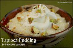 ... on Pinterest | Tapioca pudding, Chocolate avocado pudding and Avocado